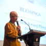 BuddhistUnion-WFB-International-Forum-2017-Blessing Ceremony by Ven Seck Kwang Phing (President of The Singapore Buddhist Federation)