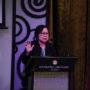 BuddhistUnion-WFB-International-Forum-2017-Dr Ang Bee Geok speaking at the Forum