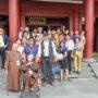 BuddhistUnion-WFB-International-Forum-2017-Group photo at the Buddha Tooth Relic Temple