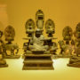 BuddhistUnion-WFB-International-Forum-2017-Some of the relics on display at the Buddha Tooth Relic Temple