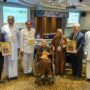 BuddhistUnion-WFB-International-Forum-2017-The delegates from Sri Lanka with Ven Bao Shi and Ven Bao Tong
