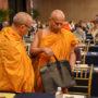 BuddhistUnion-WFB-International-Forum-2017-Ven B Dhammaratana (right) from Singapore with Ven Bhikkhu Sukhemo from Indonesia