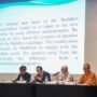 .BuddhistUnion-WFB-International-Forum-2017-Ven Chang Qing speaking at the Forum