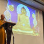 BuddhistUnion-WFB-International-Forum-2017-Ven Seck Kwang Phing (President of The Singapore Buddhist Federation) reciting the Heart Sutra during the Blessing Ceremony