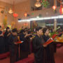 .CNY_OfferingToHeaven_Devotees reciting the sutra