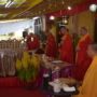.CNY_OfferingToHeaven_Monks performing prayers to the Heavenly Realm