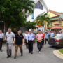 .CNY_OfferingToHeaven_The arrival of Mr Tan Chuan-Jin (in pink shirt) & grassroot leaders of East Coast GRC