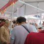 Vesak_FoodFair-Ven Bao Tong at the Food Fair