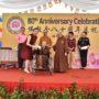 80th_Anniversary -Representative of Maha Bodhi School receiving the cheque from Ven Bao Shi