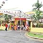 80th_Anniversary -The Buddhist Union was festooned with flowers, flags and banners during the Anniversary Celebration