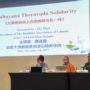 BuddhistUnion-WFB-International-Forum-2017-Ven Dr Dayi Shi giving his speech on Mahayana and Theravada Solidary during the Panel Discussion